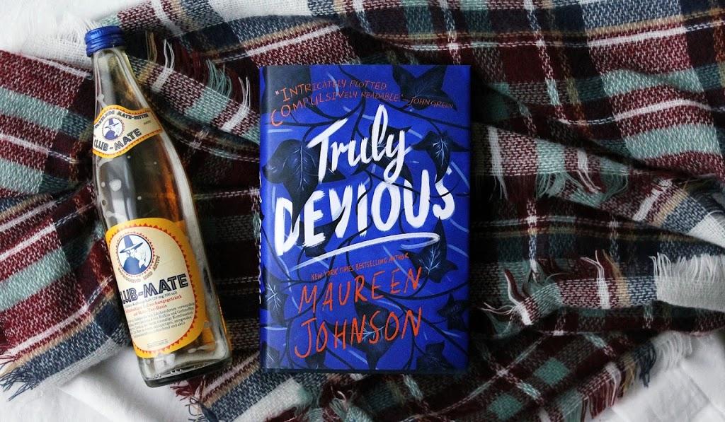 Truly Devious von Maureen Johnson
