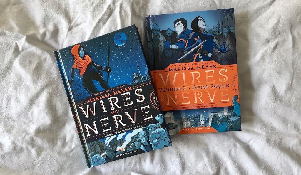 Wires and Nerve von Marissa Meyer
